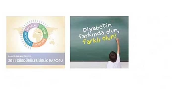 Sanofi Türkiye'ye, Global'den 2 ödül