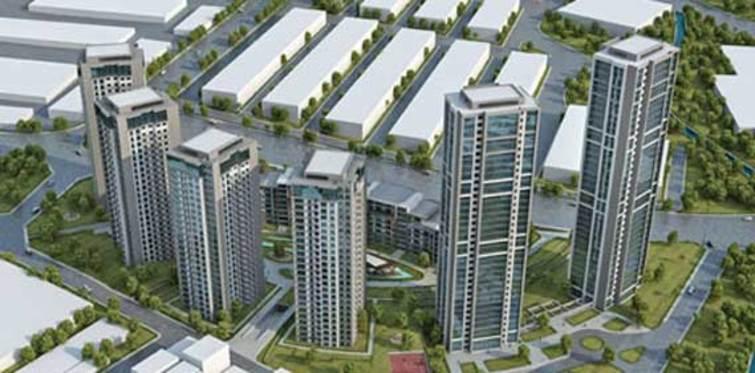 Halkalı'da yükselen Metropark projesi büyük ilgi görüyor