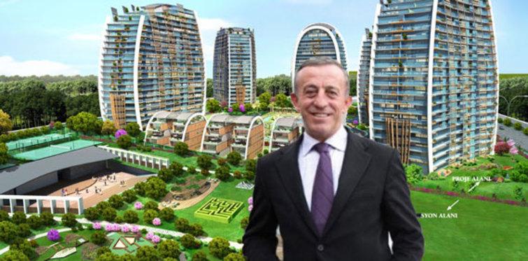 Şehir parkı projesinden Ağaoğlu'na piyango çıktı