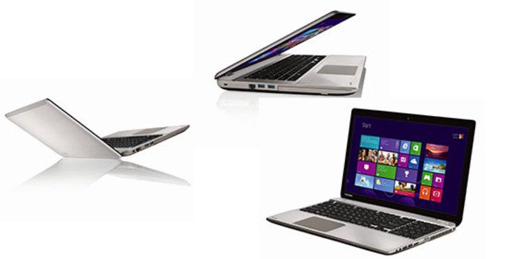 Yeni Toshiba, en iyi multimedya notebook olarak tasarlandı