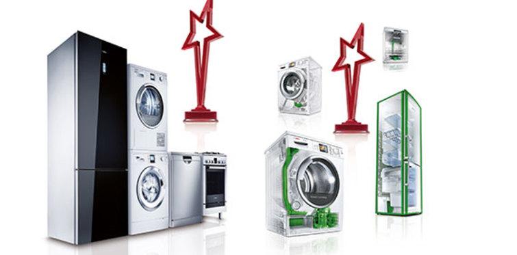 """Bosch'a """"En İyi Beyaz Eşya Markası"""" ödülü"""