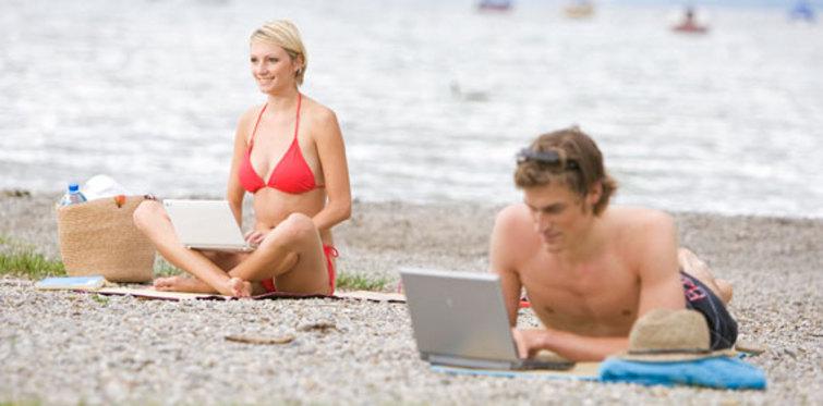 Tablet'inizi plaj zararlılarından koruma rehberi