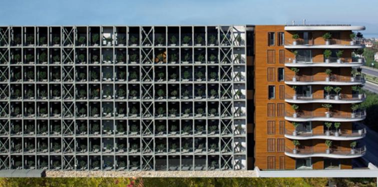 Çelik binalar 5 kat daha hafif ve dayanıklı