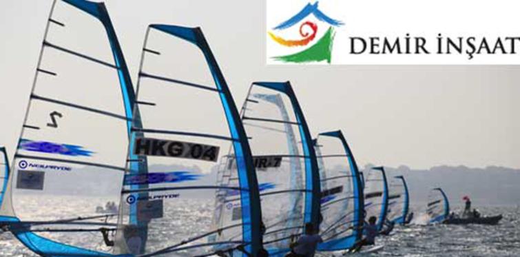 Demir İnşaat Dünya Windsurf şampiyonasında