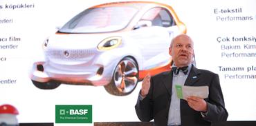 BASF, yeniliklerini sergiliyor