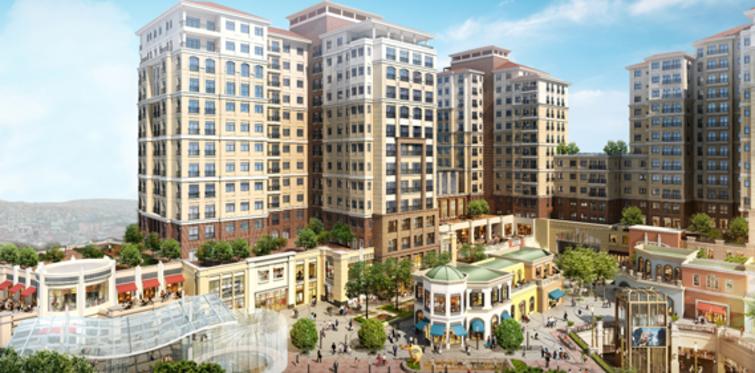 Emaar Square'de Residences C Blok'un satışına başlandı