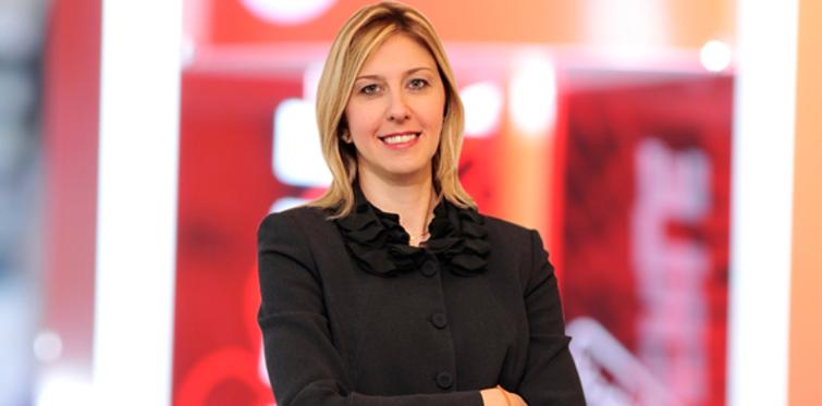Vodafone Türkiye stevie iş ödüllerine damgasını vurdu