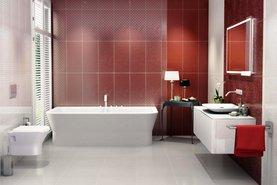Çanakkale Seramik, banyolarda ışıltılı bir atmosfer yaratıyor