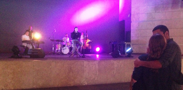 Tepe Prime Avenue'de müzik dolu akşamlar