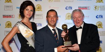 Wyndham Kalamış Marina'ya en İyi İş Oteli Ödülü