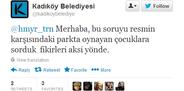 Kadıköy Belediyesi Sosyal Medyayı salladı