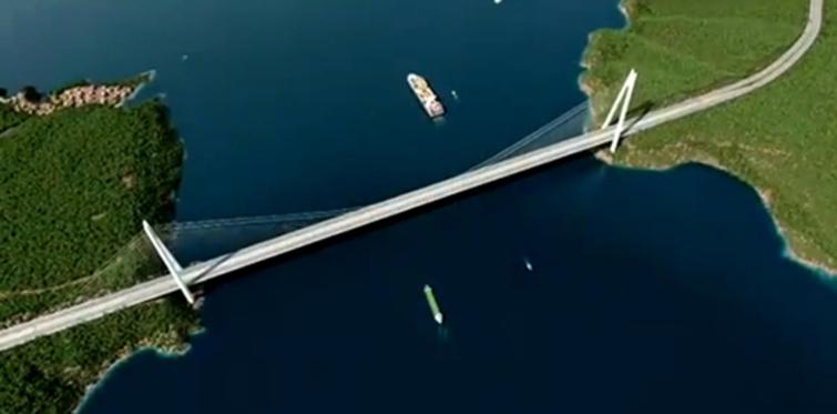 3. Köprü'nün proje Finansman Sözleşmesi İmzalandı