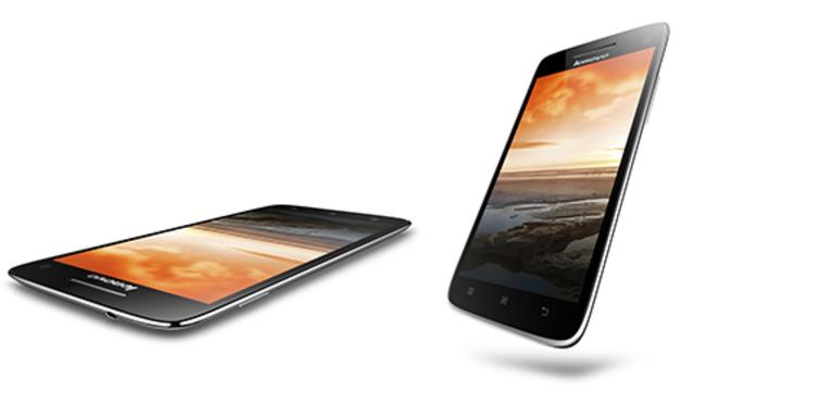 Lenovo'dan IFA'da Cep Telefonu Çıkarması