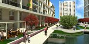 Soyak Park Aparts'ta son bahçeli evler
