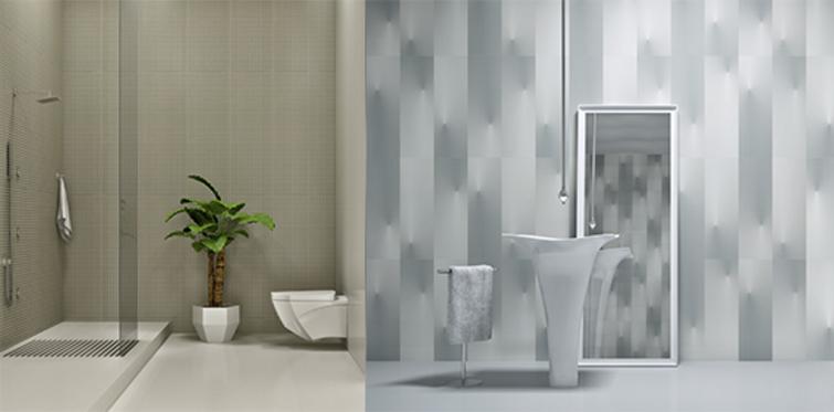 Küçük banyolar için Bien'den sihirli çözümler