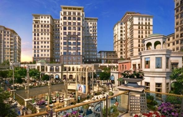 Emaar Square İstanbul satılık daireler