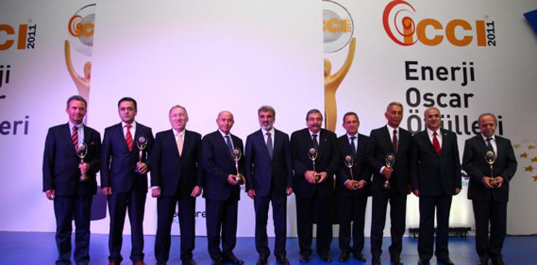 ICCI 2013 Enerji Oscar Ödülleri için geri sayım