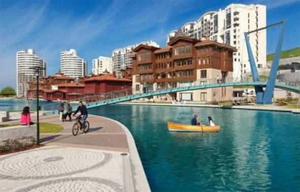 Bosphorus City satılık daireler