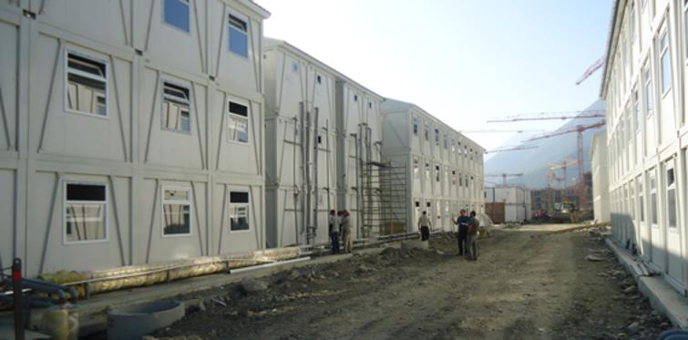 Kazakistan'da Vekon konteynerleri büyük ilgi gördü