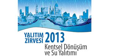 Kentsel Dönüşüm ve Su Yalıtımı Zirvesi