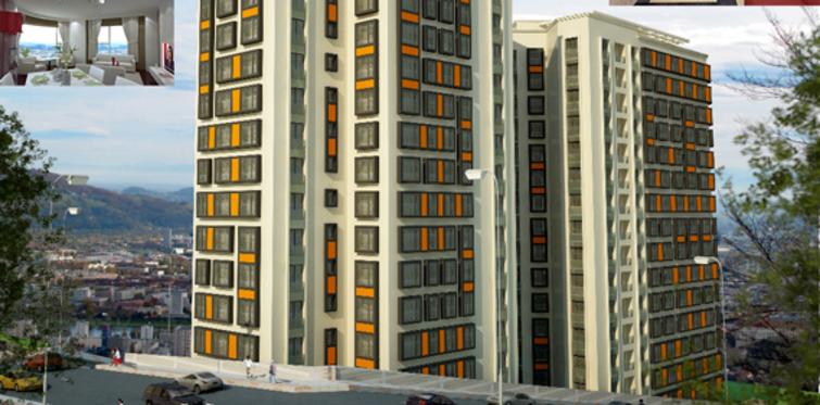 Yeşildağ İnşaat'tan kentsel dönüşüm projesi