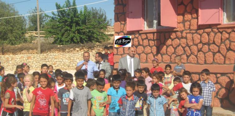 """""""Filli Okul"""" projesi Diyarbakır'da devam ediyor"""