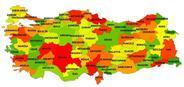 Bakanlık il, ilçe ve köylerin sınırlarını yeniden belirliyor