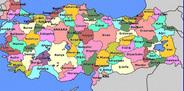 İl, ilçe ve köy sınırları yeniden belirleniyor