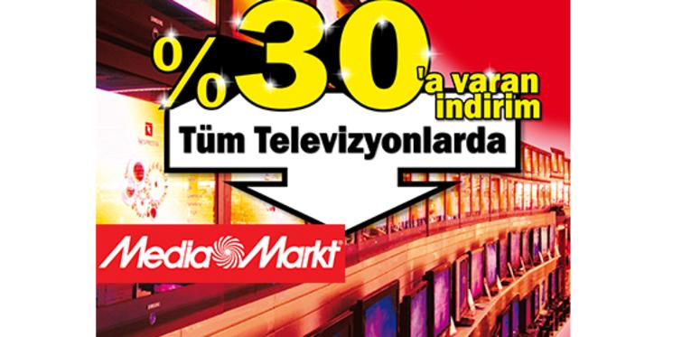 Ekran düşkünlerinin yüzü Media Markt'ta gülüyor