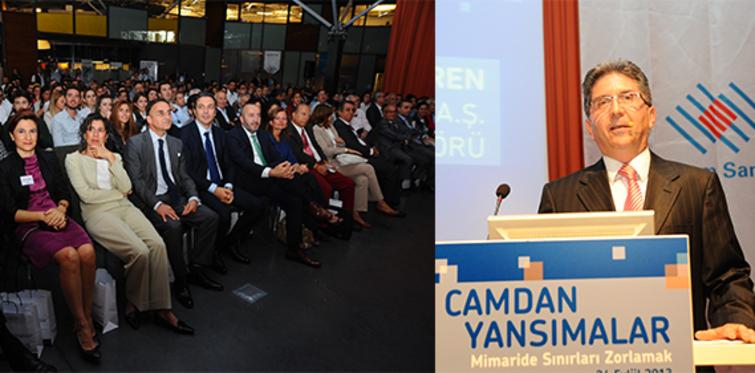 Trakya Cam konferansına sektörden büyük ilgi