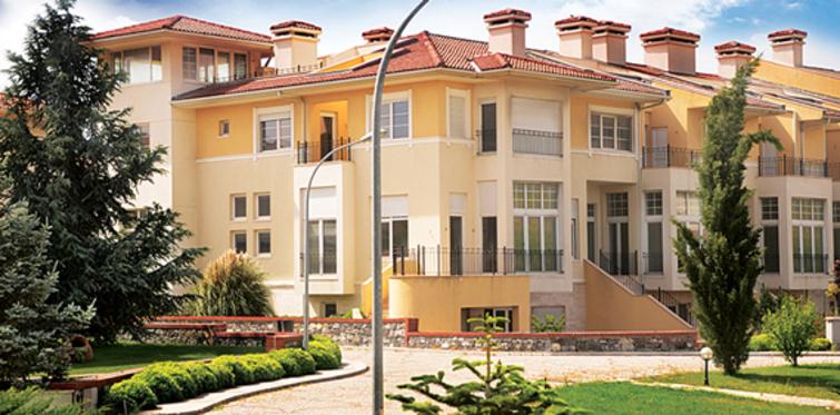 West Wall Marina Villaları nerede