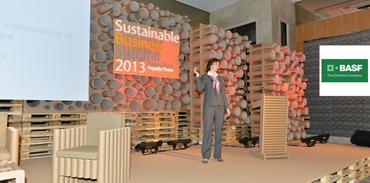 BASF'den Sustainable Business Summit 2013'e destek