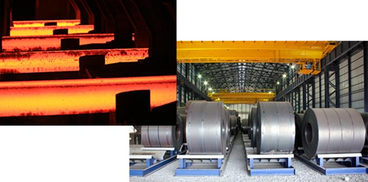 Çelik ihracatı, 10,55 milyar dolar oldu