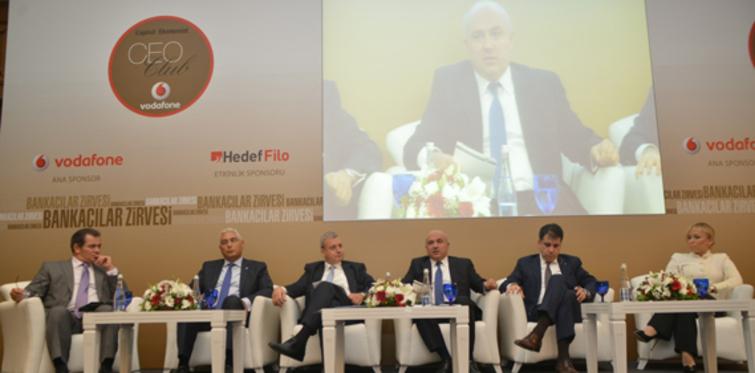 Finans sektörünün liderleri Bankacılık Zirvesi'nde buluştu