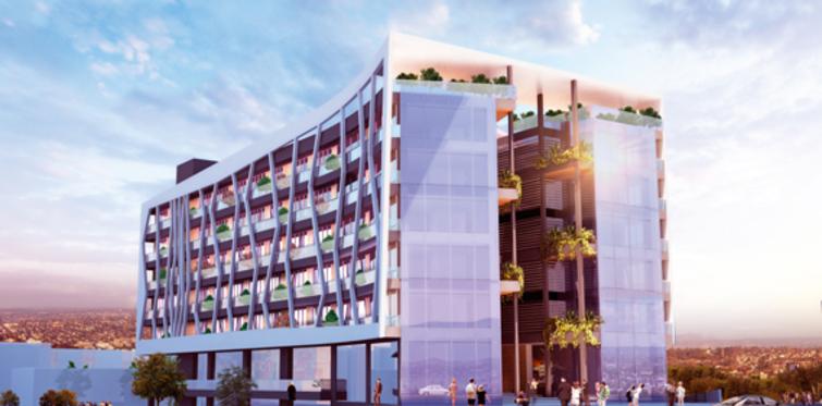 Yeni bir ofis studio konsepti: BeyoğluLook