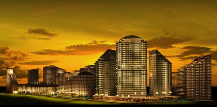 Batışehir projesi Cityscape Fuarı'na katılıyor