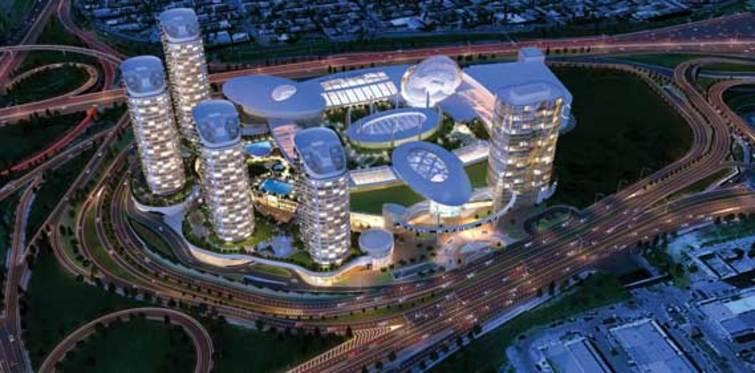 Mall of İstanbul fiyatlar konutlar için metrekaresi 5 bin 300 TL'den başlıyor