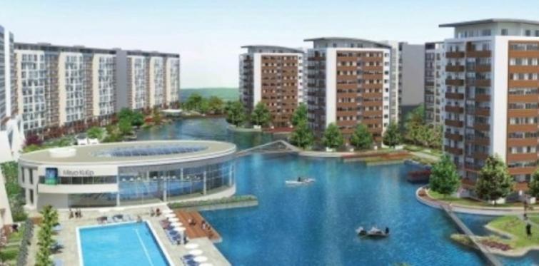 Sinpaş Aqua City 2010 satılık