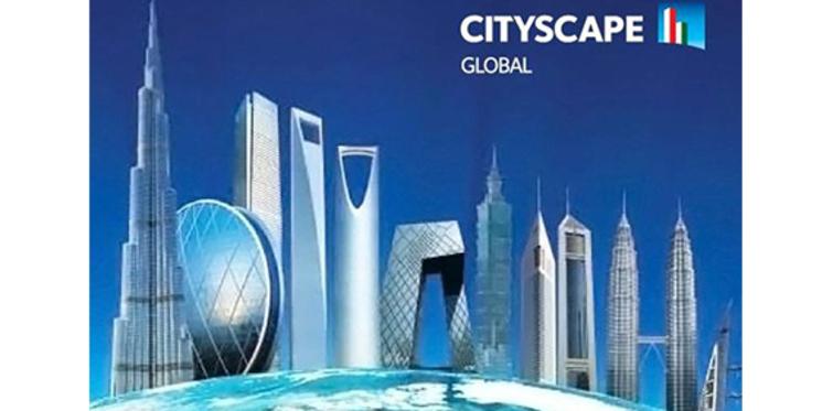 """""""Cityscape Dubai Fuarı"""" yarın kapılarını açıyor"""