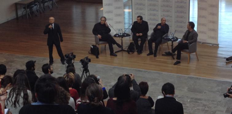 Türk Mimarlar, yurtdışı deneyimlerini paylaştı