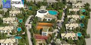 Valle Lacus Cityscape Fuar'ında ön talep rezervi aldı