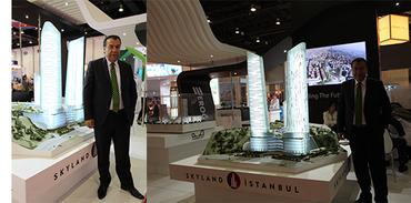 Eroğlu, Dubai Cityscape Fuarı'ndan tam not aldı