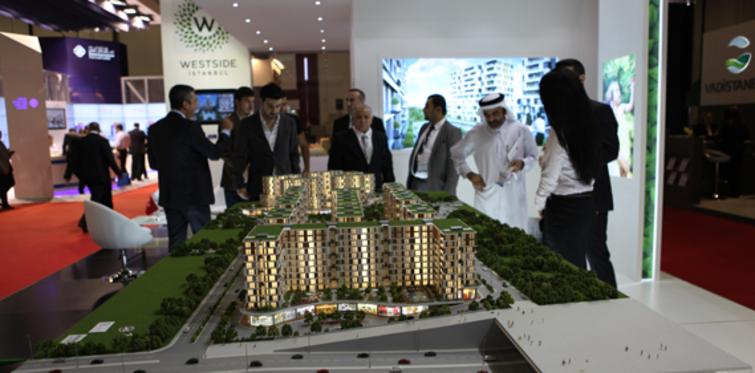 West Side İstanbul, Dubai'de görücüye çıktı