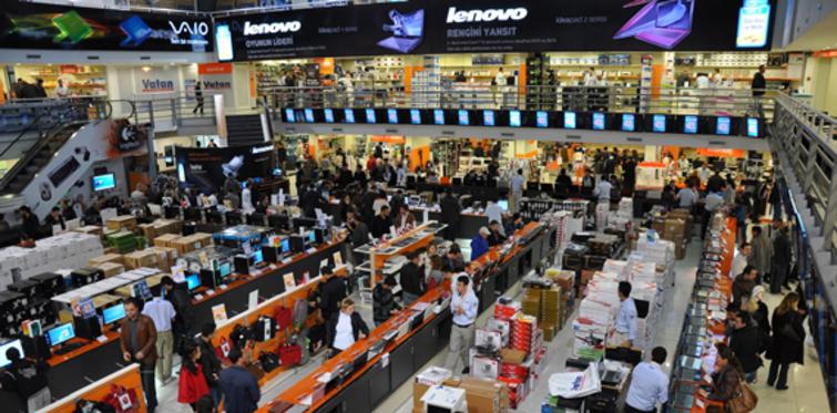 Vatan bilgisayar 80. mağazasını İstwest'te açıyor