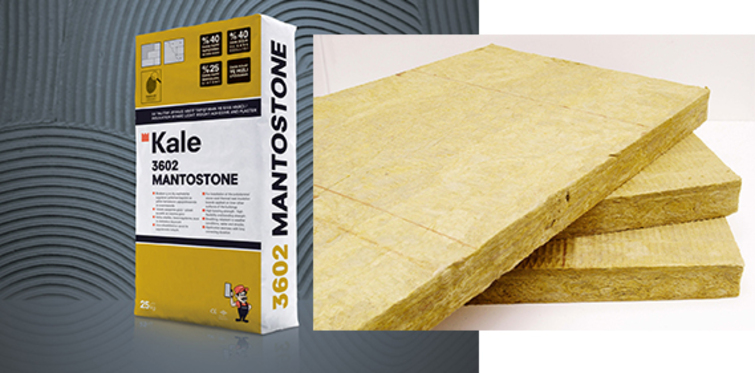 'Kale'den  kusursuz mantolama: Mantostone