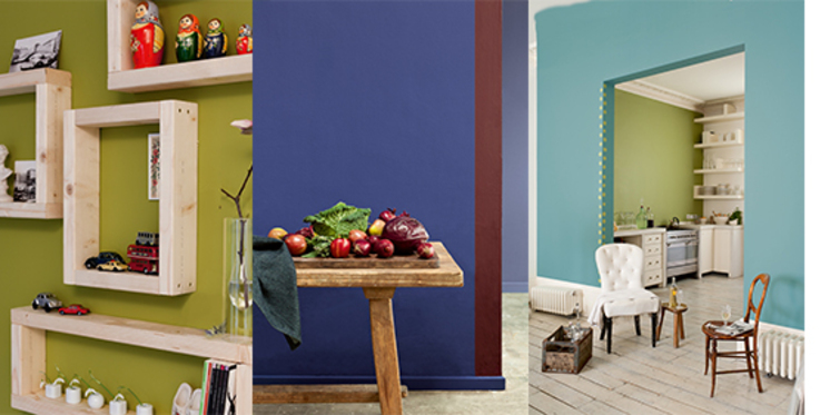Marshall ev atölyesi renkleri eve taşıyor