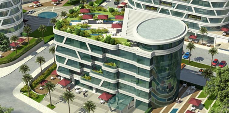 Dap Yapı, ofis projelerine İ Ofis'i ekledi