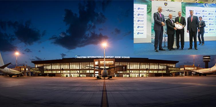 Limak'ın ilk yurtdışı havalimanı yatırımı tamamlandı