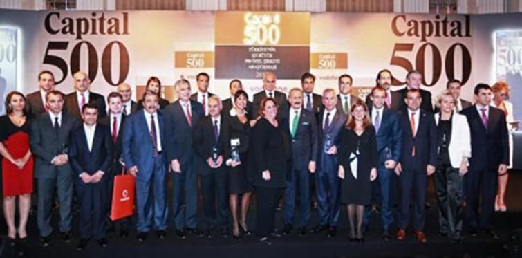 Türkiye'nin en büyük şirketi; Tüpraş