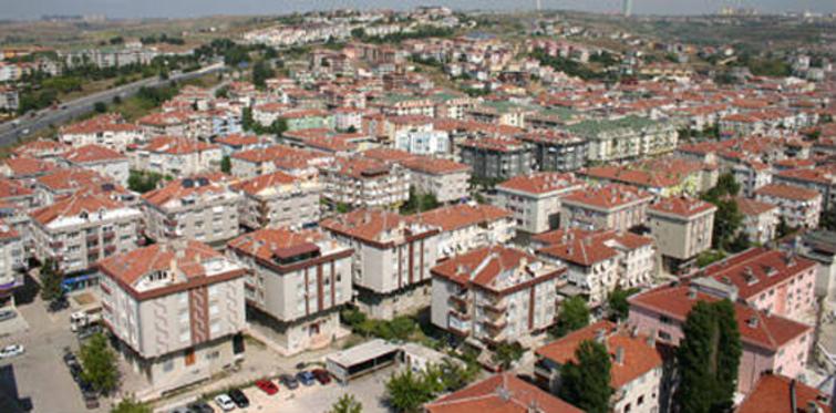 Türkiye'de dokuz ayda 900 bin konut satıldı